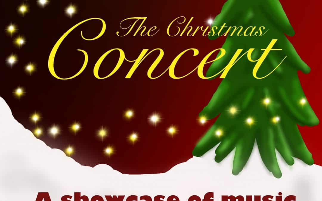 The Christmas Concert, tonight!