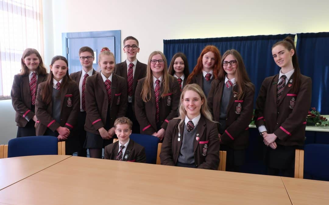 Pupil Leadership Team 2019-2020