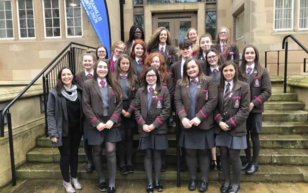 Sixth Form visit Stranmillis University College