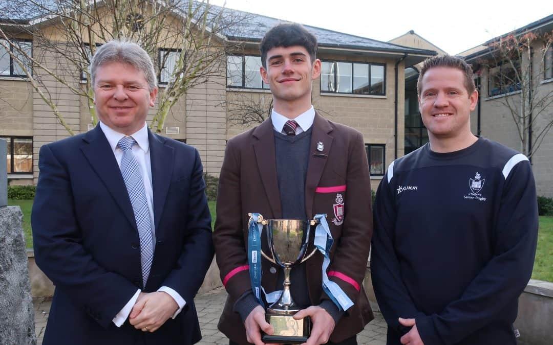 1st XV win Danske Bank Schools' Trophy final