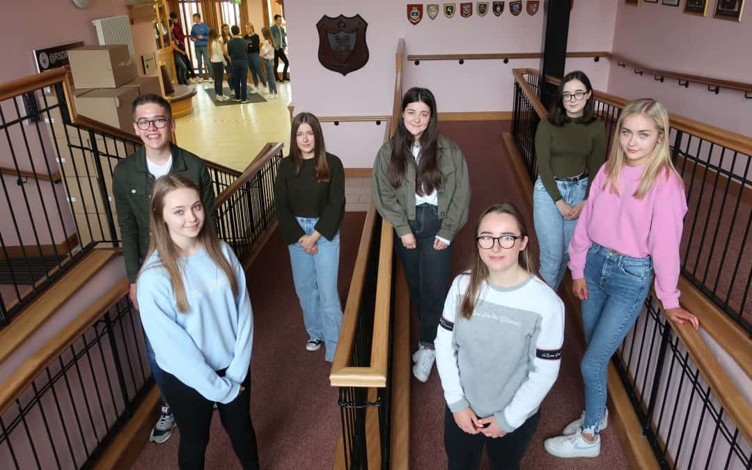 Superb results for GCSE pupils