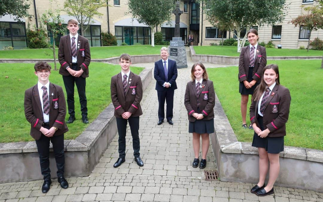 Senior Prefects 2020-21