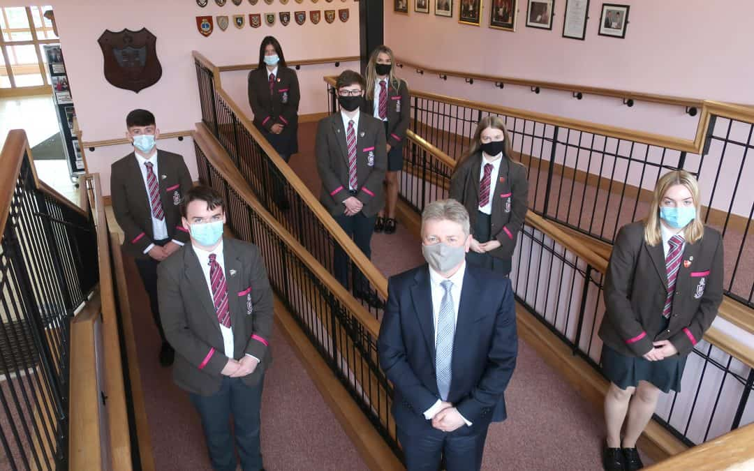 Senior Prefects and Prefects for 2021-2022