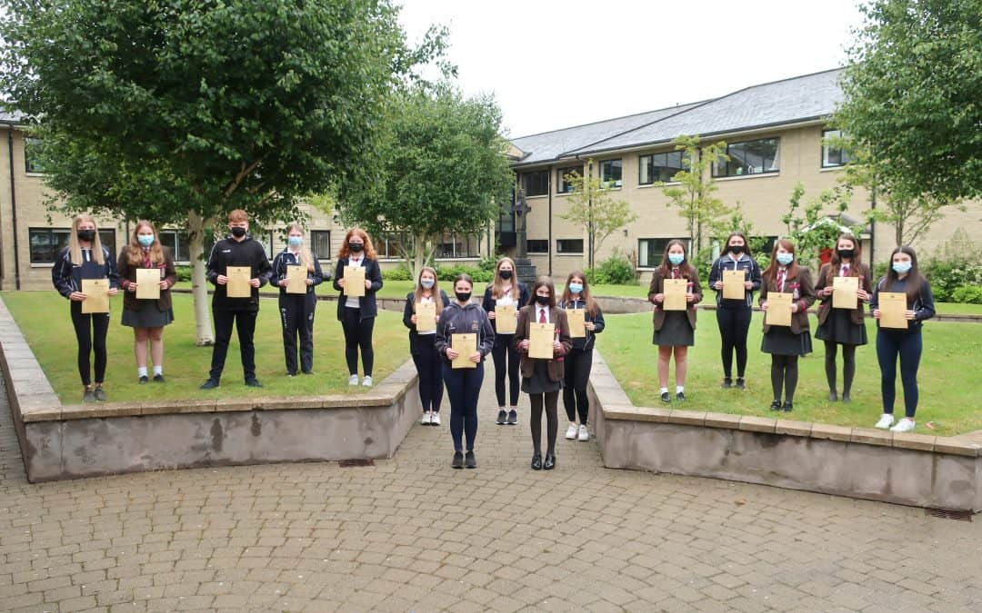 Year 10 TCE Certificates, June 2021
